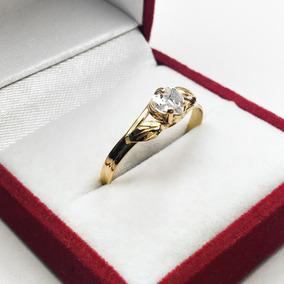 10b4473a1227 Anillo Compromiso Oro Blanco - Joyas y Bijouterie en Mercado Libre ...