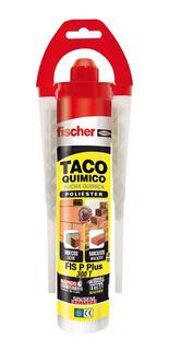 Taco Químico Fischer Anclaje Inyec Fijacion Fis P Plus 300 T