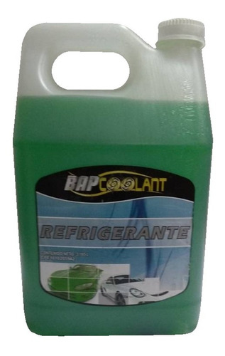 Refrigerante Verde Bap Coolant