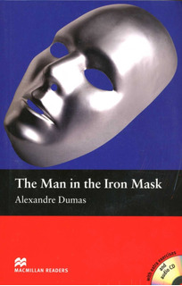 Man In The Iron Mask, The Con Cd-audio (2)
