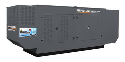 Generac Grupo Electrogeno A Gas Industrial 300kva Automatico