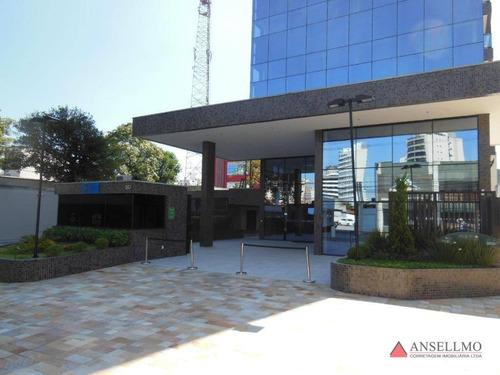 Imagem 1 de 12 de Sala Para Alugar, 81 M² Por R$ 2.800,00/mês - Centro - São Bernardo Do Campo/sp - Sa0590