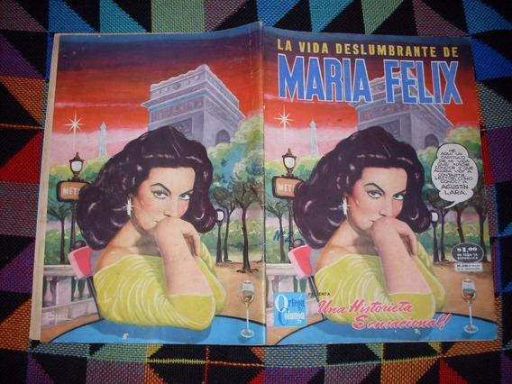 Fotonovela Rarisima : La Vida Deslumbrante De Maria Felix #2