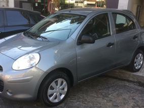 Nissan March 1.6 Advance 110cv Titular De Okm
