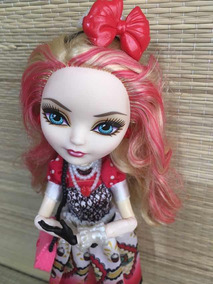 Boneca Ever After High Apple White Tea Party 2012