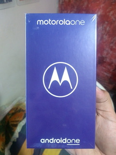 Motorola One Branco Novo