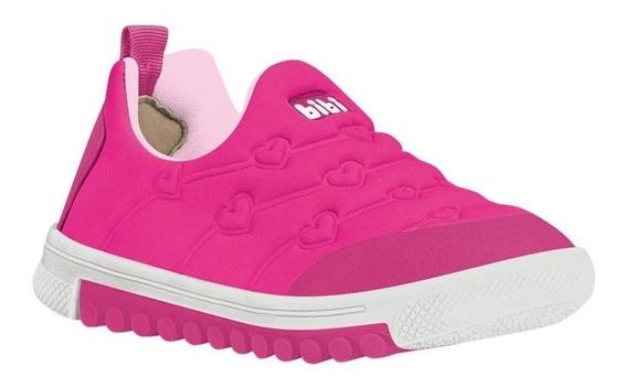 Tênis Infantil Bibi Roller Feminino Pink