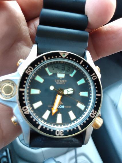 Relógio Aqualand Mod Co23 Anos 80 Pessoas Exigentes Raro !
