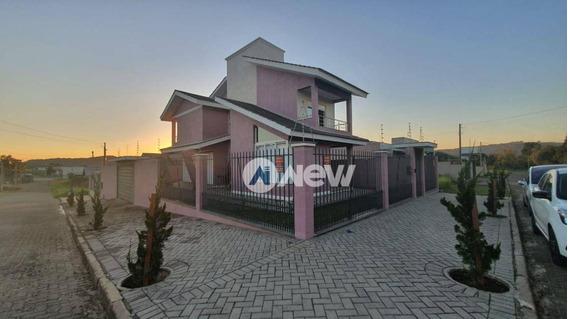 Casa Com 3 Dormitórios À Venda, 186 M² Por R$ 795.000,00 - Bela Vista - Estância Velha/rs - Ca2931