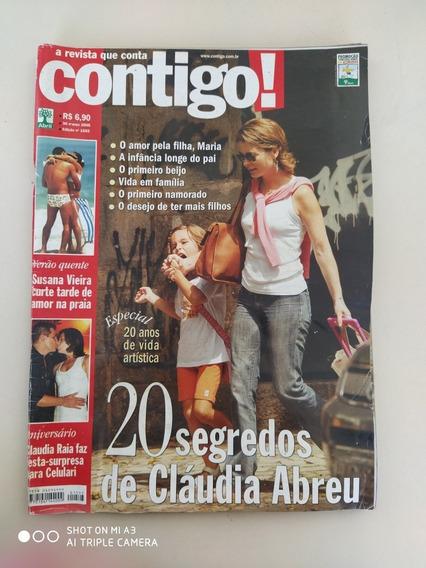 Contigo 1593 Cláudia Abreu Susana Vieira Ariclê Perez Camila