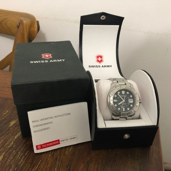 Victorinox Swiss Army Diver Master 500 Modelo 241037