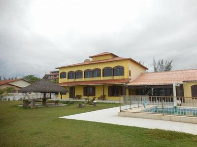 Casa Para Venda Em Saquarema, Itaúna, 5 Dormitórios, 5 Suítes, 5 Banheiros - 120