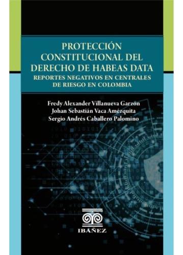 Protección Constitucional Del Derecho De Habeas Data