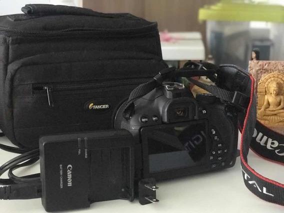 Máquina Fotográfica Canon Rebel Eos T5i