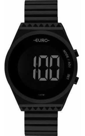 Relógio Euro Digital Eubjt016ad/4p