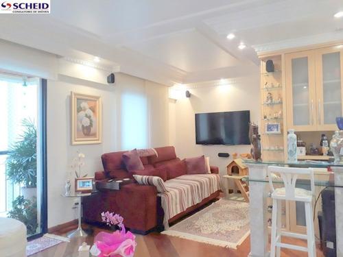 Imagem 1 de 15 de Apartamento De 02 Dormitórios Na Vila Mascote  - Mc5250