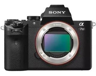 Camara Digital Sony Alpha A7 Ii Mirrorless Body