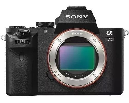 Camara Digital Sony Alpha A7 Ii Mirrorless Body