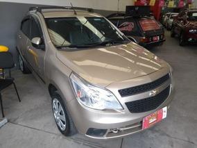 Chevrolet Agile Lt 1.4 8v (flex) Flex Manual