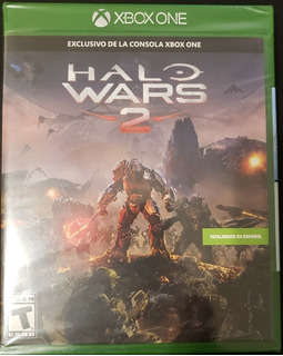Halo Wars 2 Para Xbox One. Original, Sellado Y En Español!