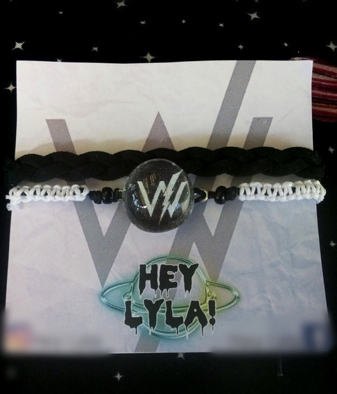 Pulsera Sleeping With Sirens