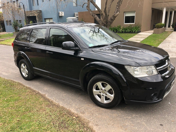 Dodge Journey 2.4 Sxt - Atx Tres Filas De Asientos
