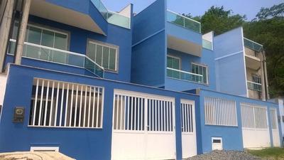 Casa Em Campo Grande, Rio De Janeiro/rj De 120m² 3 Quartos À Venda Por R$ 380.000,00 - Ca194979