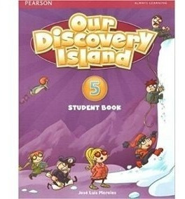 Our Discovery Island 5 Sb/wb/online Access Code - With Multi