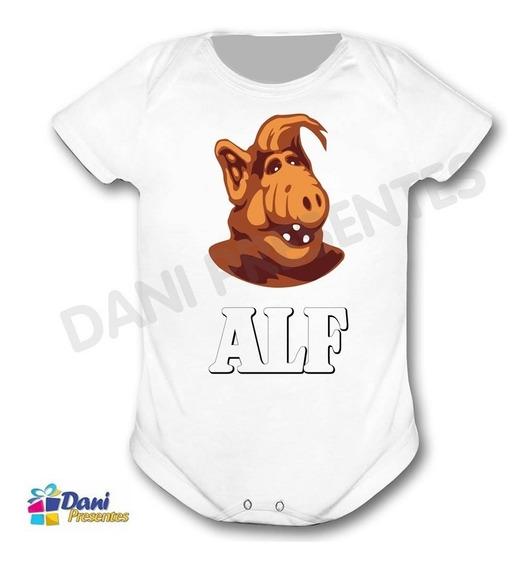 Body Alf O Eteimoso - 100% Algodão
