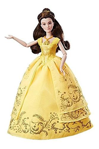 Imagen 1 de 5 de Disney Beauty And The Beast Encantador Vestido De Bola Belle
