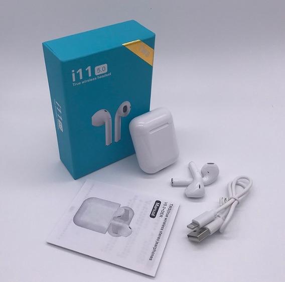 Fone De Ouvido I11 Tws Bluetooth 5.0 Touch