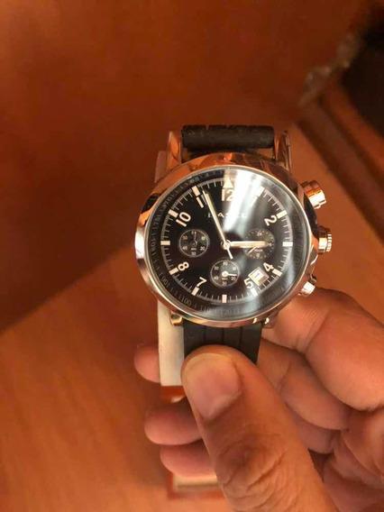 Reloj Suizo Basel Para Hombre