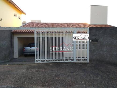 Imagem 1 de 16 de Casa Com 3 Dormitórios À Venda, 156 M² Por R$ 750.000,00 - Jardim Panorama - Vinhedo/sp - Ca0510