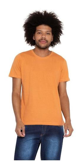 Camiseta Lisa Laranja