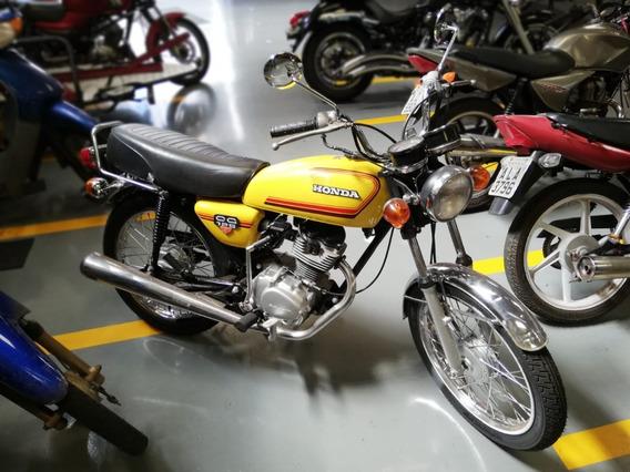 Honda Cg/125, Restaurada, Em Ótimo Estado De Conservação.