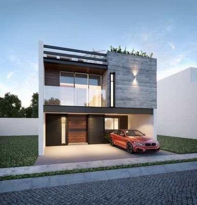 Casa En Venta En Lomas De Angelópolis Con Roofgarden