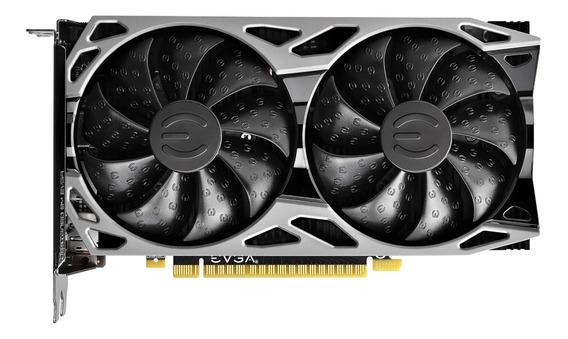 Placa de video Nvidia Evga GeForce GTX 16 Series GTX 1650 04G-P4-1057-KR 4GB