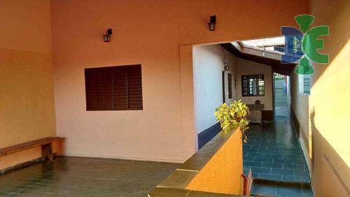 Casa Com 2 Dormitórios À Venda, 97 M² Por R$ 250.000,00 - Jardim Maria Amélia - Jacareí/sp - Ca0202