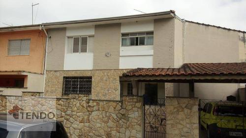 Imagem 1 de 21 de Sobrado Com 4 Dormitórios À Venda, 163 M² Por R$ 500.000,00 - Centro Alto - Ribeirão Pires/sp - So0739