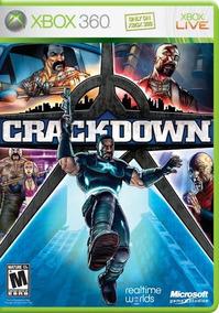Crackdown - Xbox 360 Midia Digital Barata - Brasil 2018