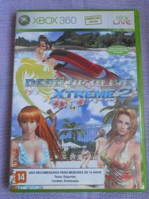Dead Or Alive Xtreme 2 ( Game Original Xbox 360 )