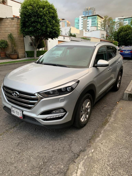 Hyundai Tucson Limited At Impecable