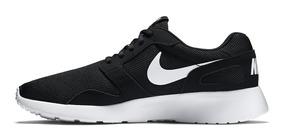 Tênis Nike Kaishi Casual Masculino Preto Branco