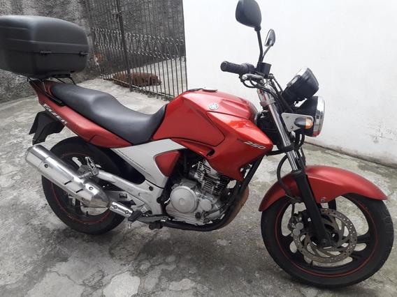 Yamaha Fazer Ys 250cc 2006