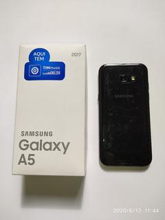Samsung Galaxy A5 A520f 4g, 32gb, 16 Mp Frontal Octa-core