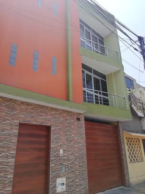 Vendo Casa En Los Olivos