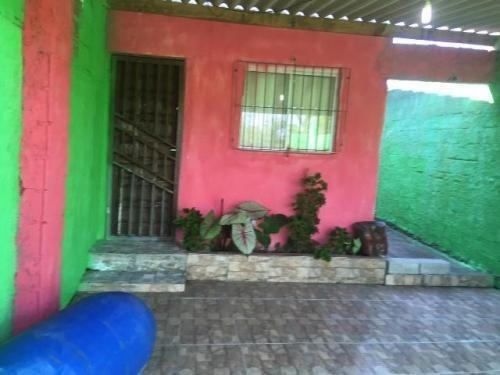 Casa Com Precinho Bom Em Itanhaem