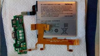 Piezas Nokia Lumia 625
