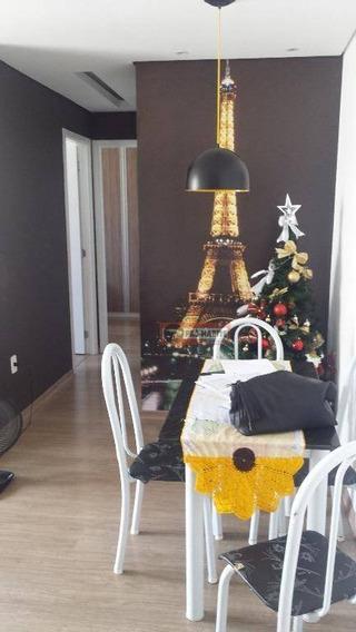 Apartamento 45m² - 2 Dorm - Vila Cosmopolita - Ap0099