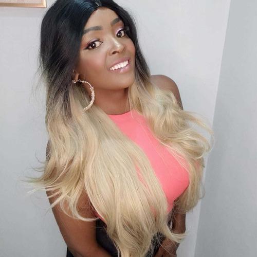 Peruca Wig Look  -4/ Mel  Nany Lopez Hair